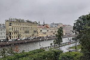 В Петербурге — бабье лето (если вы не заметили). Скоро оно закончится — и станет еще холоднее