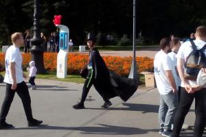 В Петербурге организуют благотворительный забег в костюмах «Айда, Пушкин». Пожертвования пойдут на помощь людям, которые лечатся от рака