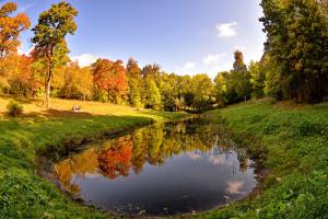 Пять гидов для осенних прогулок —по горам, скалистому парку и усадьбе пушкинских времен