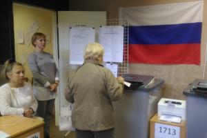 Первые данные ЦИК по Госдуме: «Единая Россия» набирает 38 %, КПРФ — 25 %. По данным экзитполов, «Яблоко» не проходит в парламент