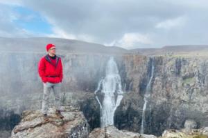 «Я провел отпуск в 300 километрах от цивилизации». Журналист Андрей Дорожный рассказывает, как сквозь ветер и дождь шел по плато Путорана на Среднесибирском плоскогорье