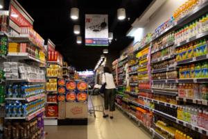 На Лиговском проспекте откроется первый в Петербурге супермаркет китайских товаров