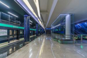 Станция метро «Зенит» будет полностью закрыта в будни с 1 октября. Там был маленький пассажиропоток