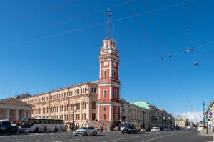 Уже слышали, что для посетителей откроют Думскую башню на Невском проспекте? Показываем, как она выглядит после ремонта