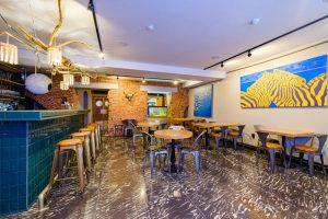 На Галерной улице возродили ресторан «Крокодил» — заведение, работавшее там с 1996 года