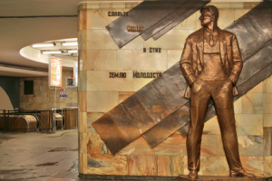 «Всё по графику». В петербургском метрополитене рассказали о ходе ремонта станции «Маяковская»