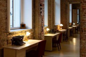 Музей Бродского получил новое помещение в доме Мурузи. Это бывший каретник, в котором планируют разместить архив