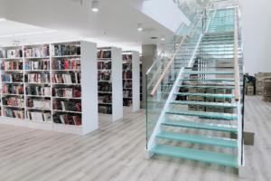 Библиотека Маяковского откроется вздании на набережной Фонтанки после трехлетней реконструкции
