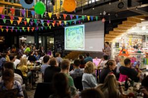 Космический туризм, астрономия и облачные технологии. Присоединяйтесь к нашему фестивалю Science Bar Hopping в Москве!