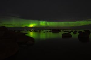 С начала октября петербуржцы сфотографировали три северных сияния — и это очень красиво. Полюбуйтесь восемью самыми яркими снимками ✨