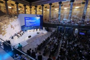 Международный культурный форум в Петербурге отменен из-за неблагоприятной ситуации с коронавирусом