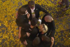 Российская команда Team Spirit выиграла The International — крупнейший турнир по Dota 2. Киберспортсмены получат 18 миллионов долларов