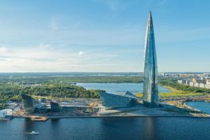 Рядом с «Лахта Центром» появится оздоровительный термальный комплекс за 450 млн рублей