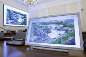 В Петербурге появится новый автовокзал. Его построят у станции метро «Купчино», чтобы разгрузить дороги в центре