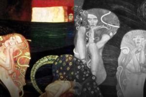 Google воссоздал утраченные картины художника Густава Климта. Теперь их можно увидеть на онлайн-выставке
