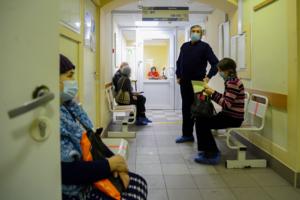 Когда будет пик четвертой волны коронавируса в Петербурге? Отвечает Роспотребнадзор