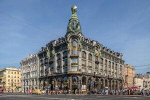 В доме Зингера планируют открыть городской книжный магазин