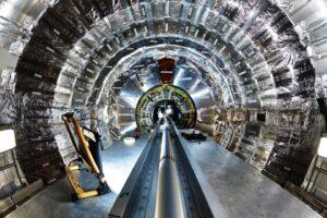 Это паблик «ЦЕРНач» с новостями прямо с Большого адронного коллайдера. Читайте блог ученых, чтобы больше узнать о физике и посмеяться над сложными мемами